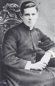 Fulton Sheen when he was at Louvain