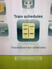 """Theoretical"" Train Schedules"